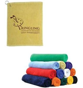 Soft Touch Cotton Golf Towel