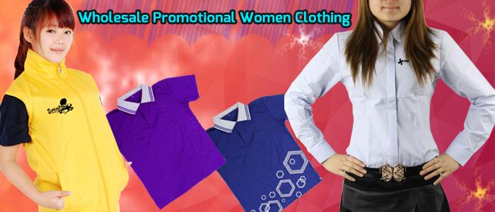 Wholesale Promotional Women Clothing