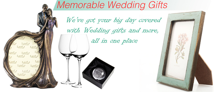 Memorable Wedding Gifts Mesmerize the Customers While Promoting-papachina