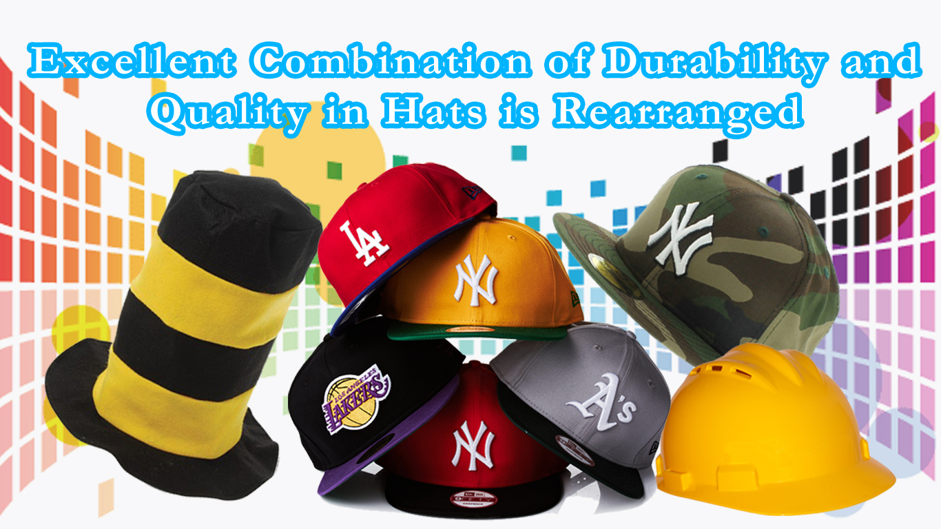 Promotion via Branded Caps and Hats Grab the Required Brand Awareness