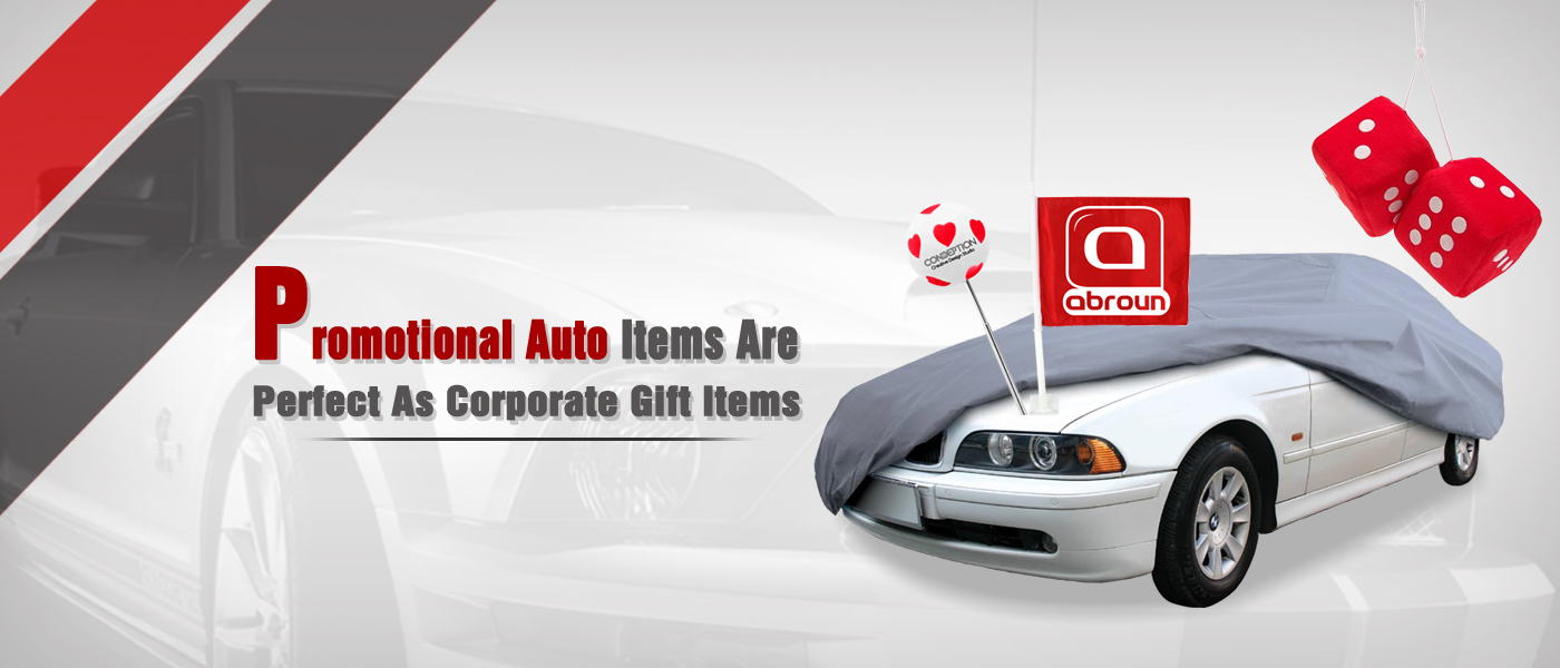 Promotional Auto Items Are Perfect As Corporate Gift Items