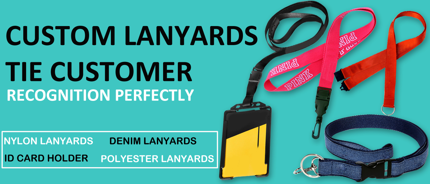 Custom Lanyards Tie Customer Recognition Perfectly To The Host Company-papachina-papachina