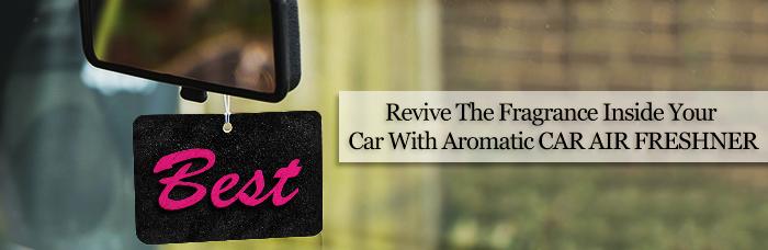 Custom Car Air Fresheners