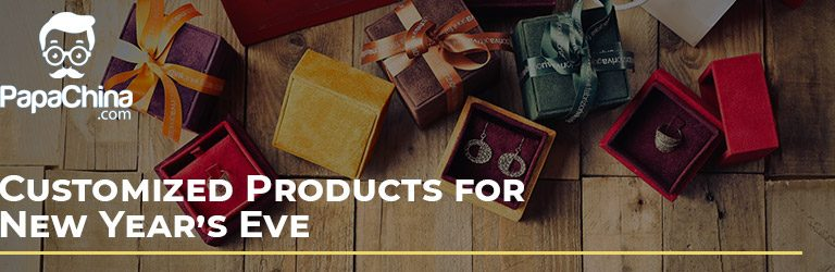 New Year products