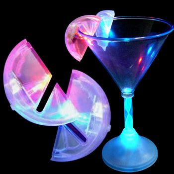Light up and glow Drinkware sets