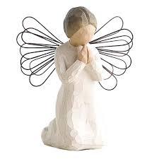 Angel of Prayer figurine