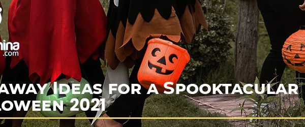 Giveaway Ideas for a Spooktacular Halloween 2021