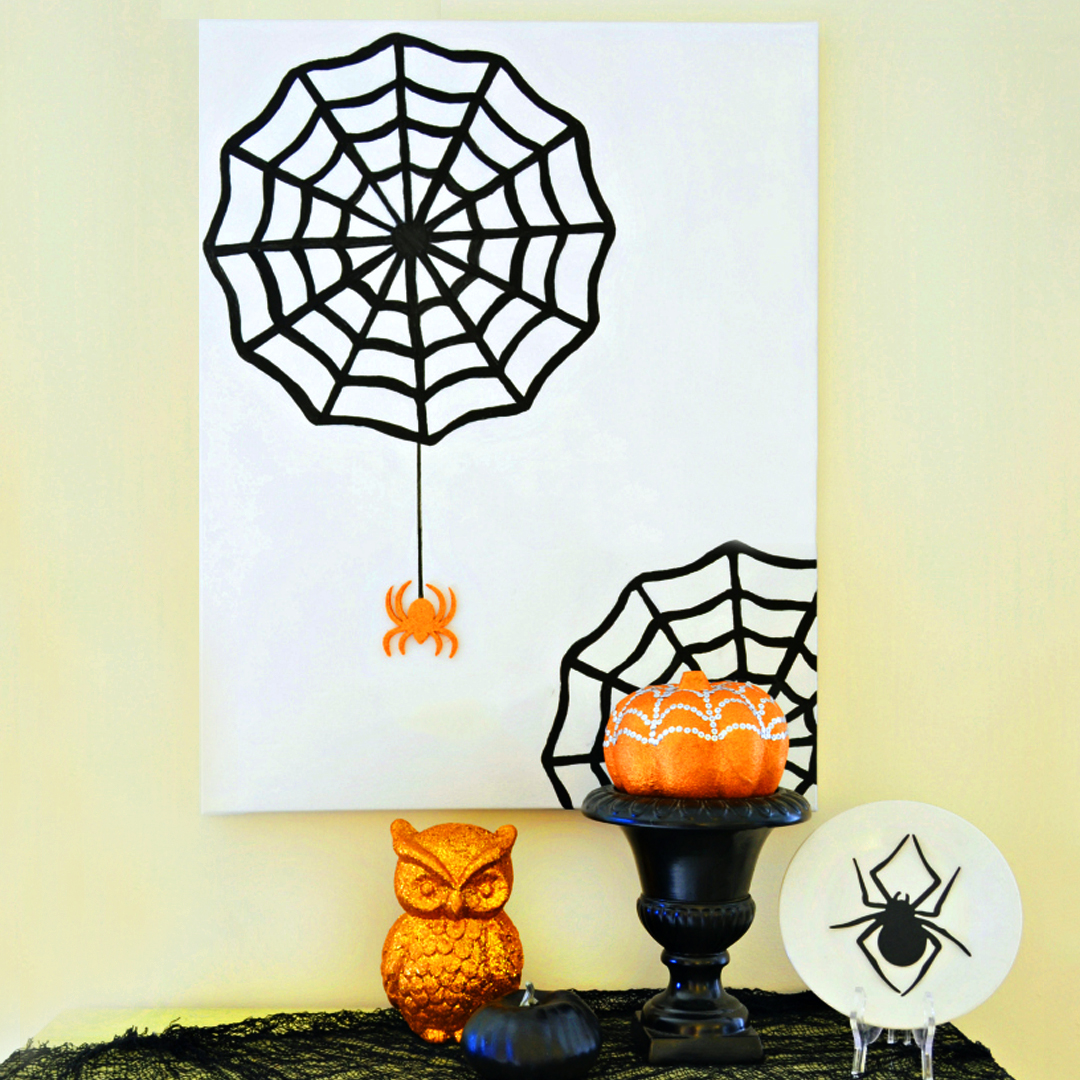 Halloween Canvas