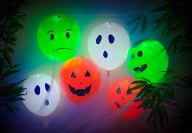 Halloween Illuminating Balloons