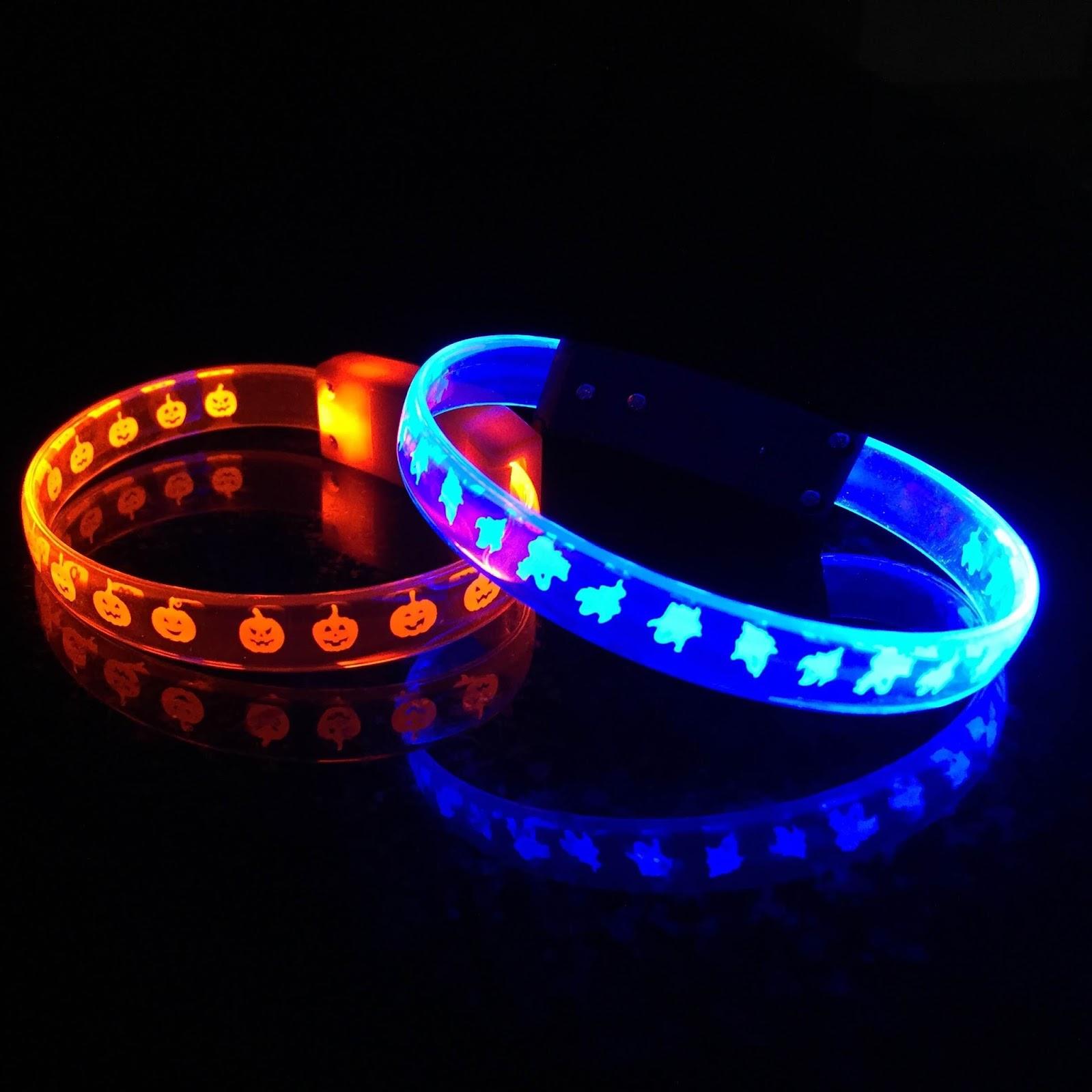Halloween LED Wristband