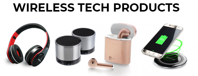 Wireless technology products