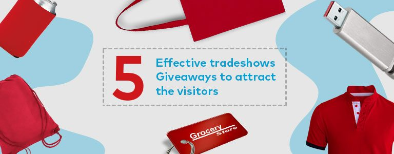 tradeshows gift ideas