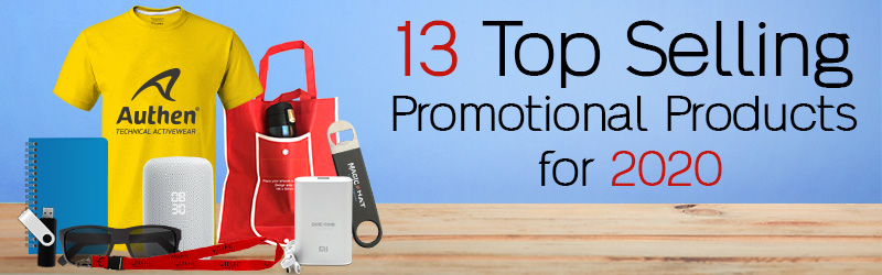top selling promotional products