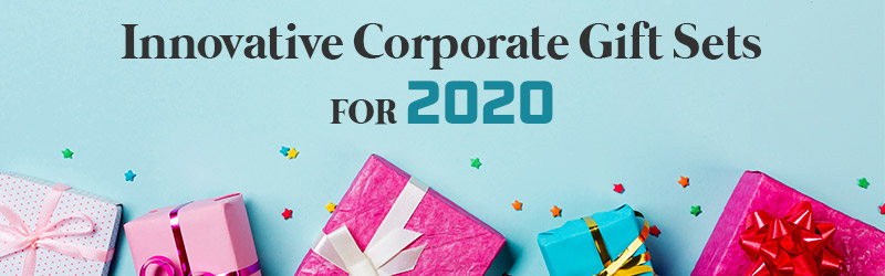 How Corporate Gift Sets can be Your Brand's Buzzword at Multiple Events?