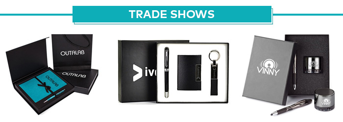 Trade Shows Gift Sets