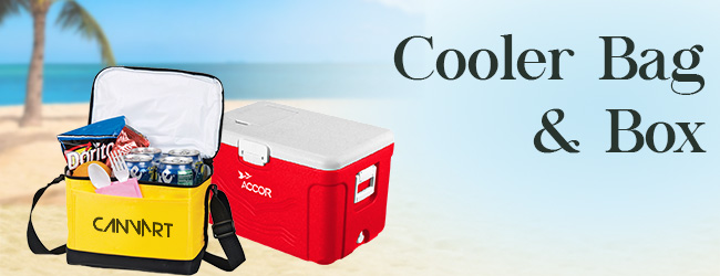 cooler bag and Box