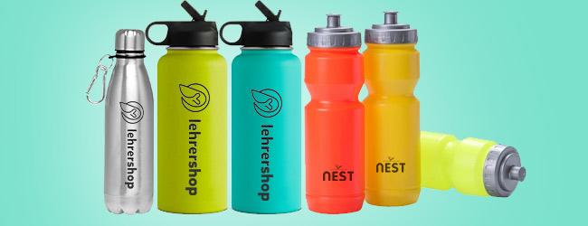 Aluminum and Sports Bottles