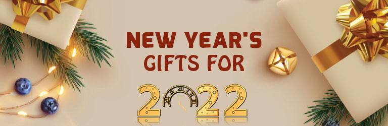 The Best New Year Gifts for 2022 in the COVID-19 Era